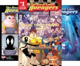 Great Lakes Avengers (2016-) (Issues) (7 Book Series)
