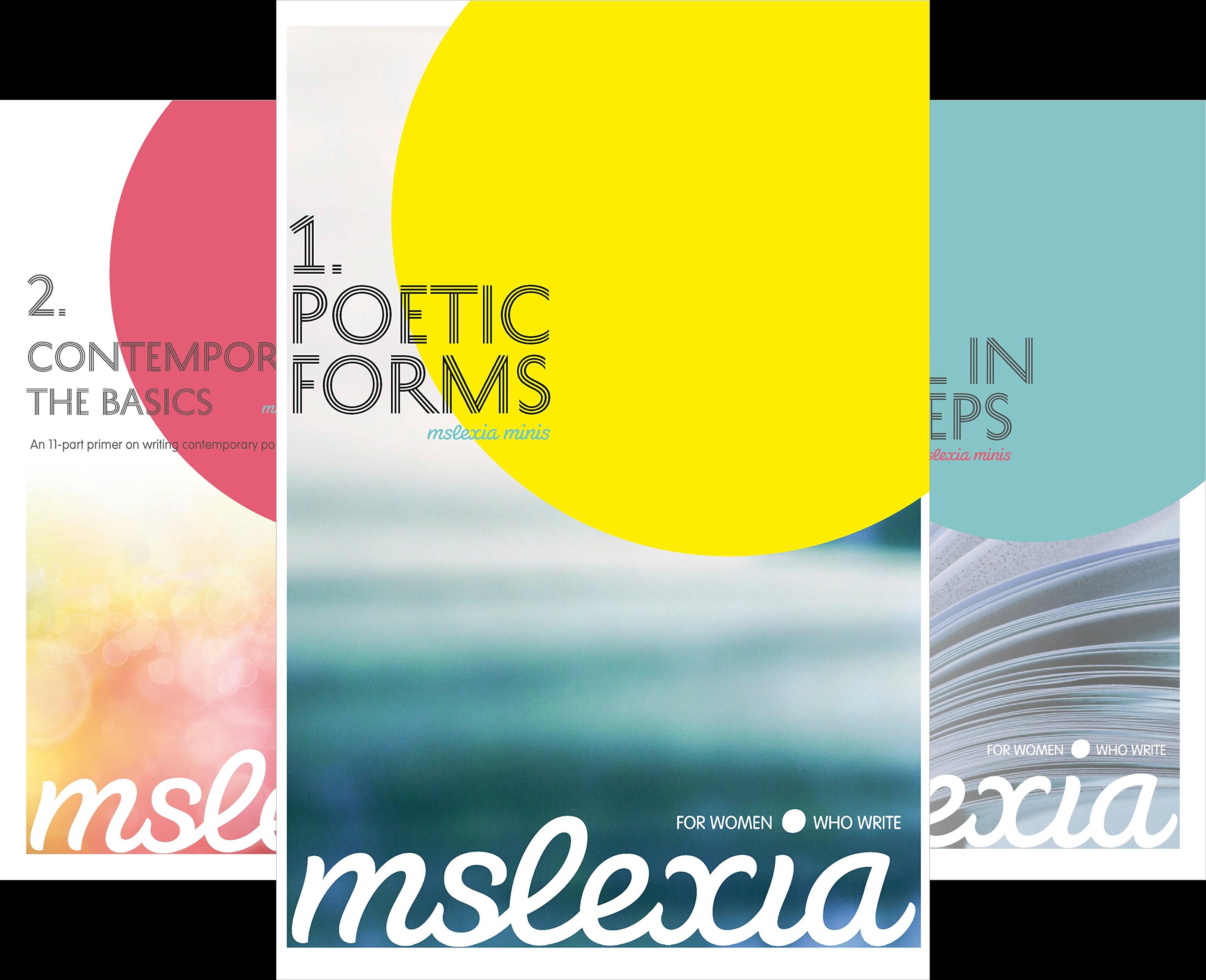 mslexia minis (4 Book Series)