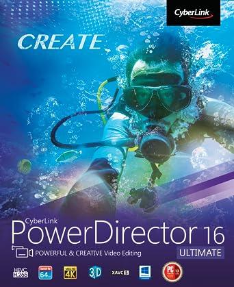 cyberlink powerdirector amazon uk