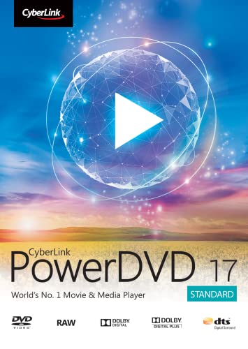 CyberLink PowerDVD 17 Standard [Download] by Cyberlink