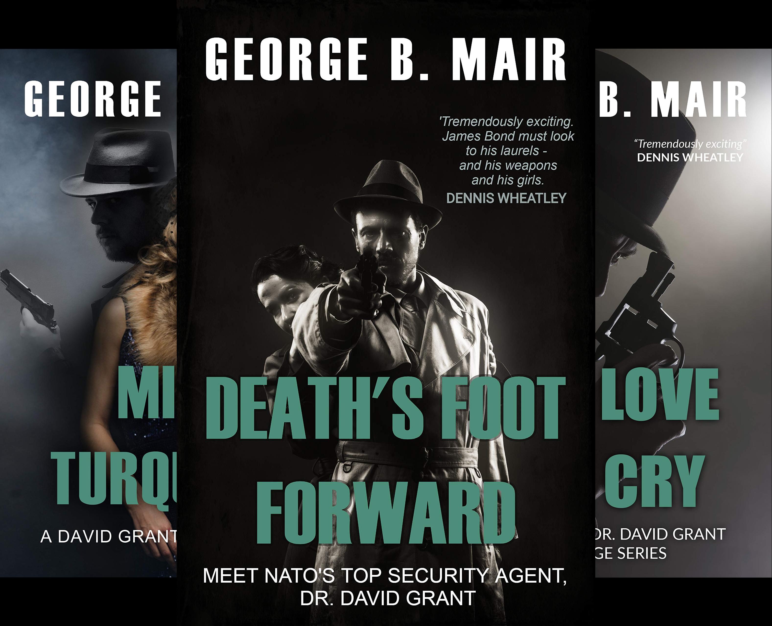 David Grant (4 Book Series)