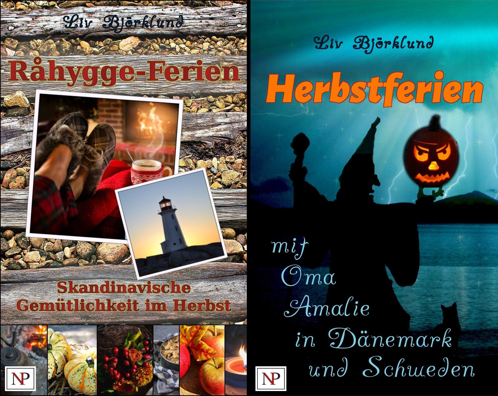 Mads und Linneas Leuchtturm-Abenteuer (Reihe in 2 Bänden)