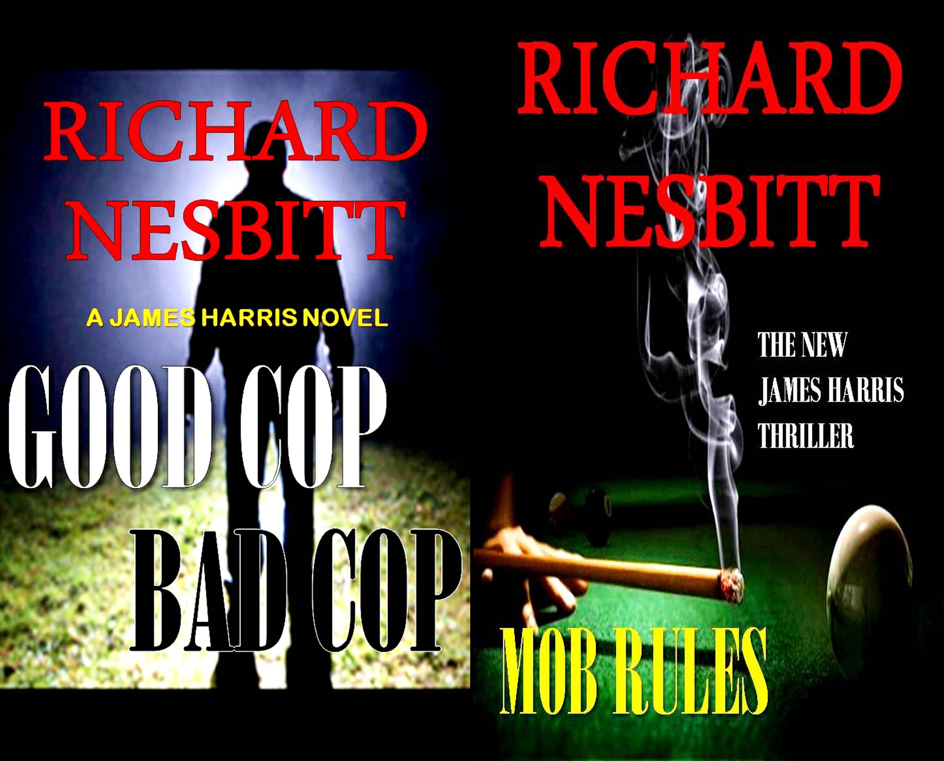 A James Harris Series (2 Book Series)