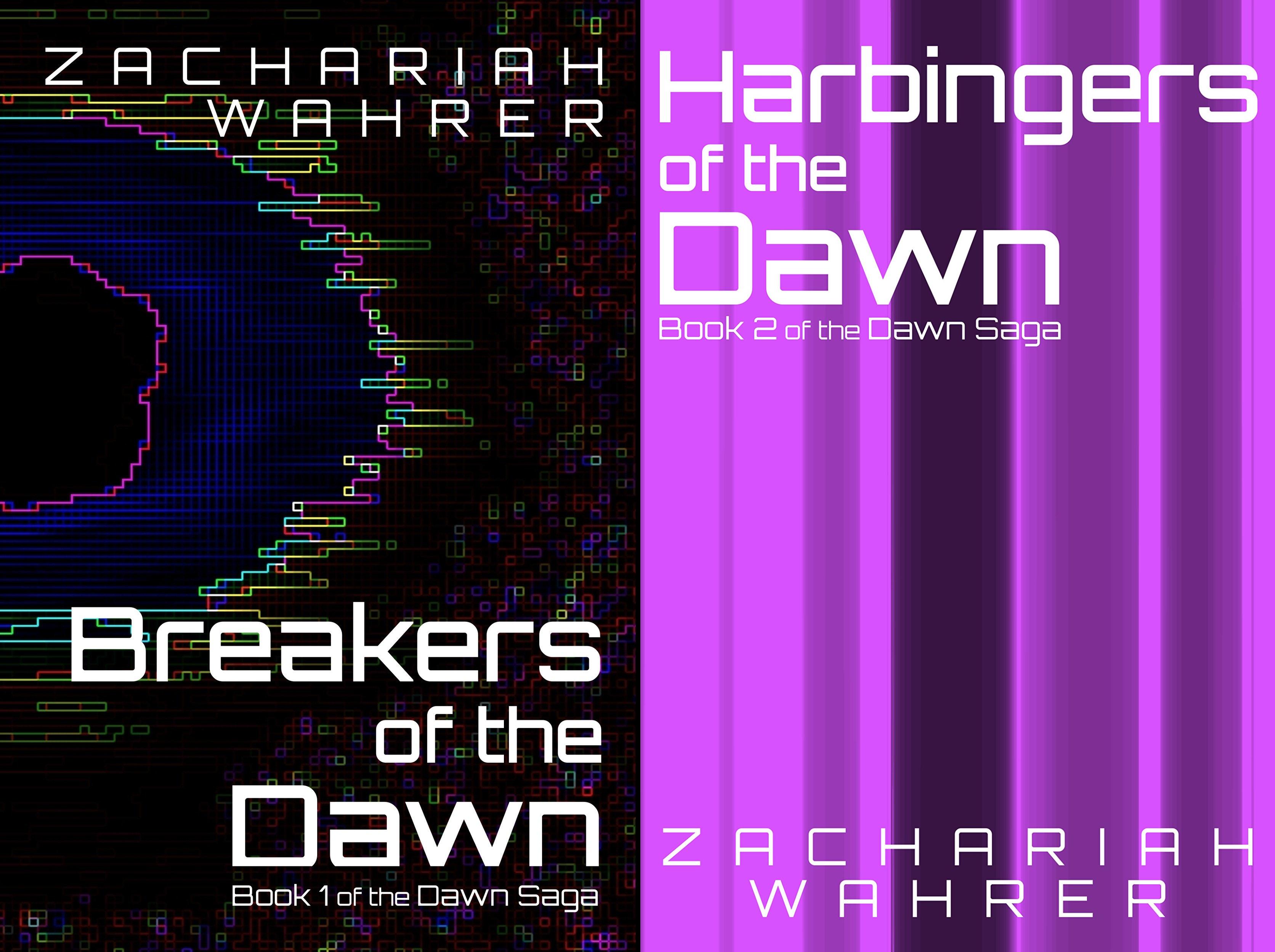 Dawn Saga (2 Book Series)