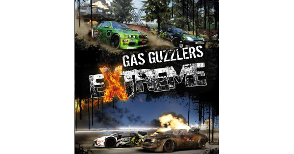 Amazon com: Gas Guzzlers Extreme [Online Game Code]: Video Games