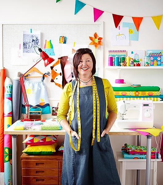 7be9c34cabcc0a Freche Klamotten für coole Kids selbst nähen  Amazon.de  Kirsty ...