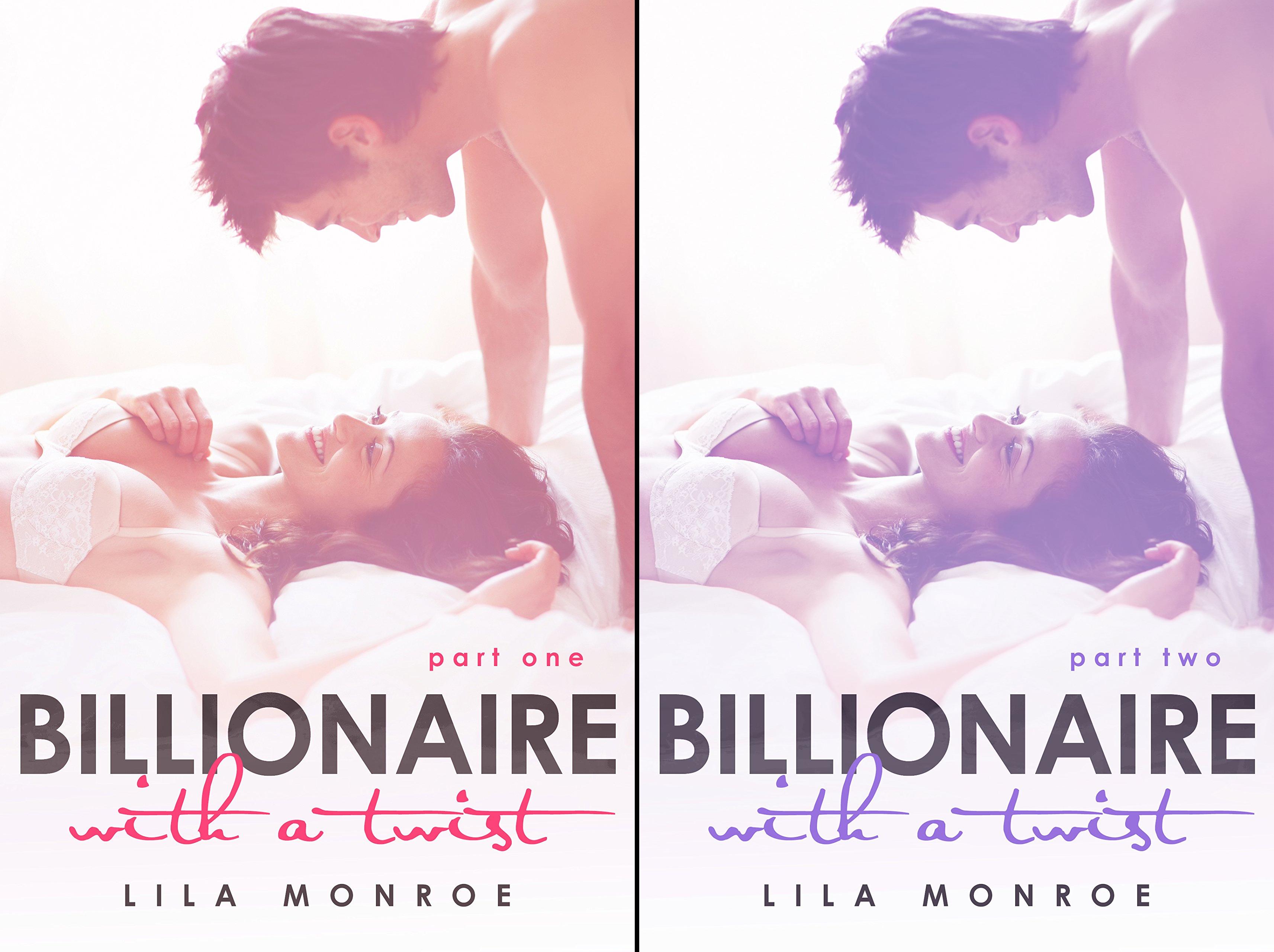 Billionaire With A Twist (2 Book Series)