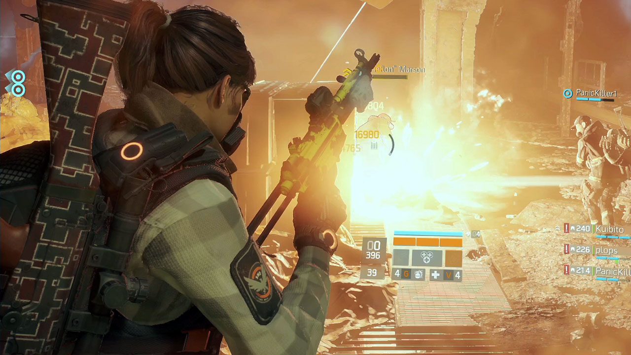 The Division: Underground DLC Sounds Cooler in Japanese