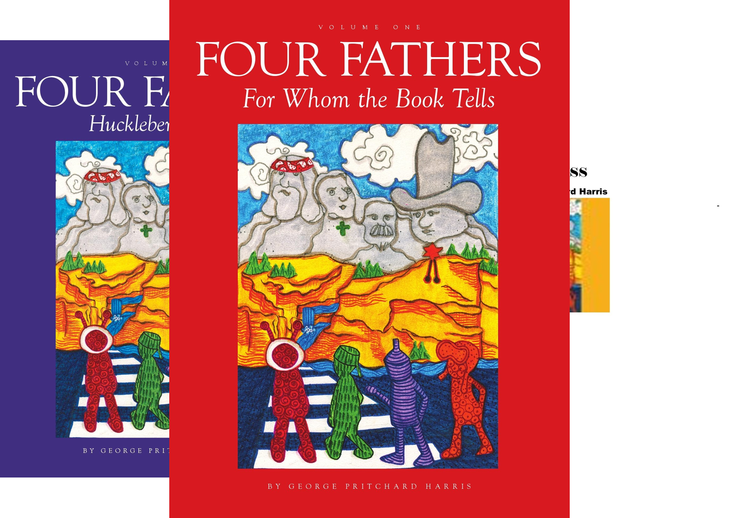Four Fathers (10 Book Series)