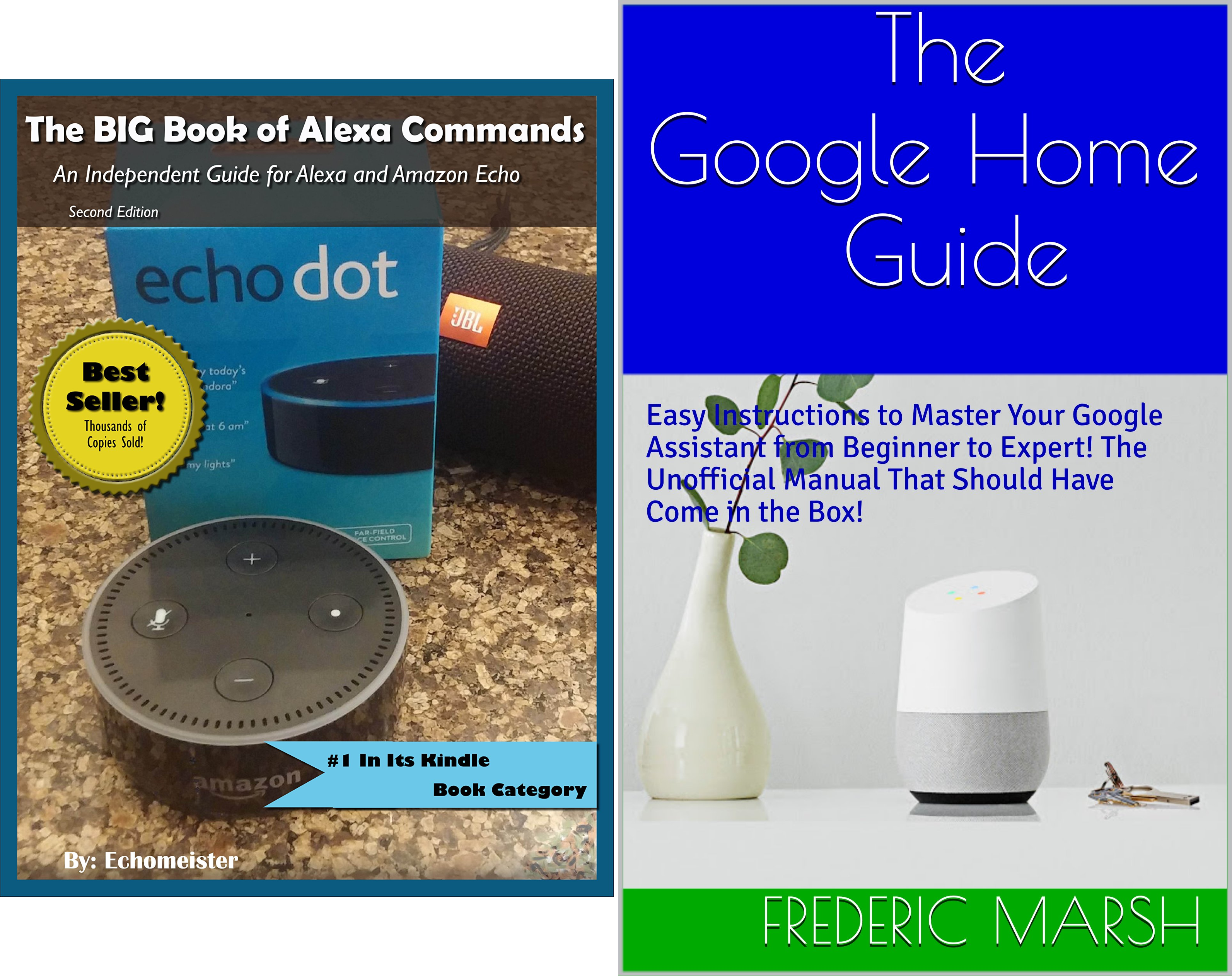 Artificial Intelligence Guides Series (2 Book Series)