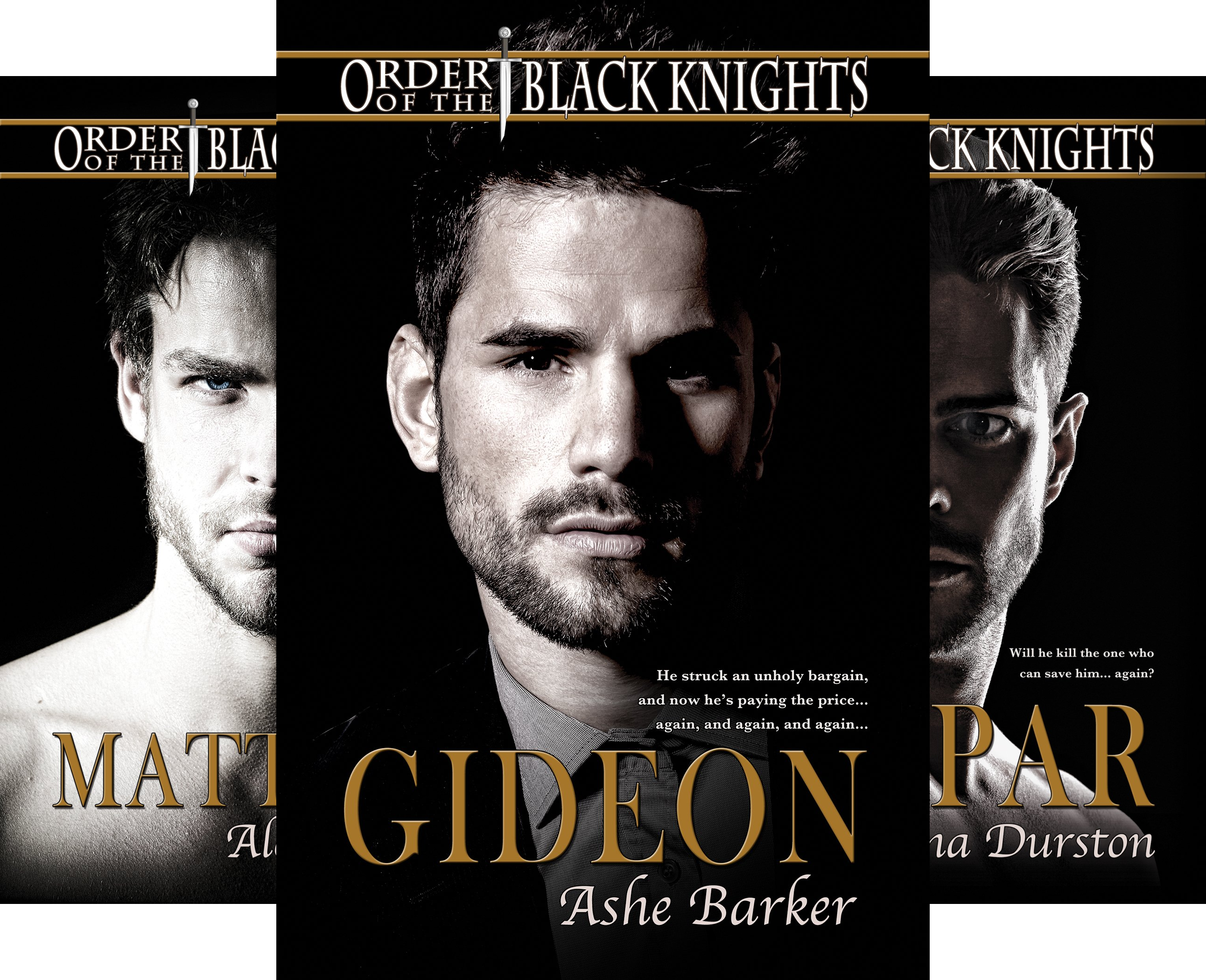 Order of the Black Knights (6 Book Series)