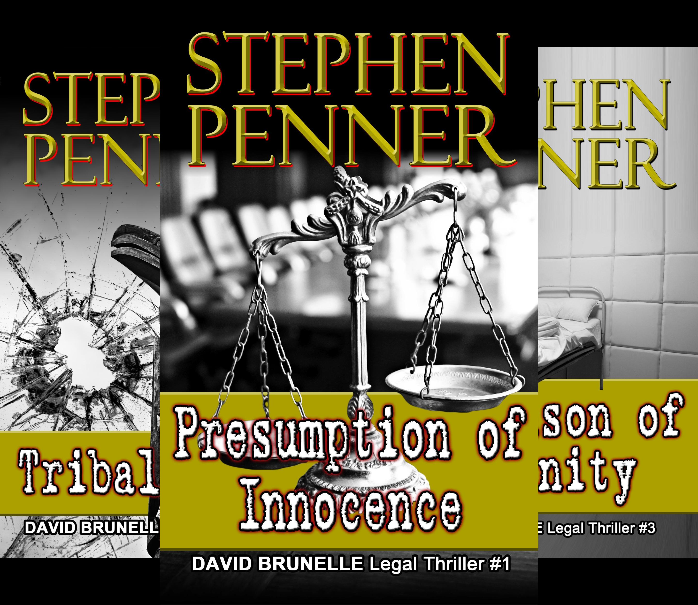 David Brunelle Legal Thriller Series (8 Book Series)