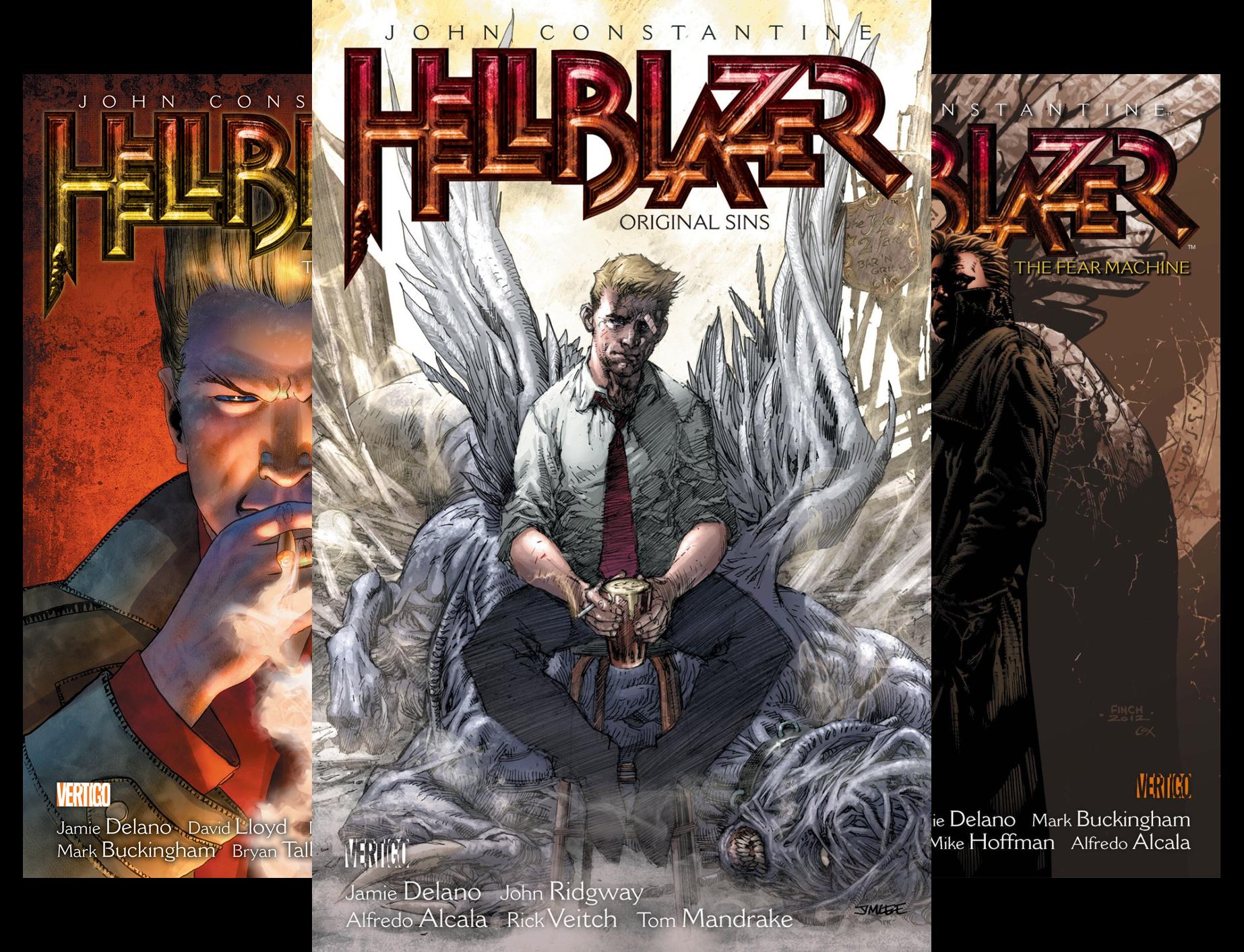 Hellblazer (Graphic Novels) (11 Book
