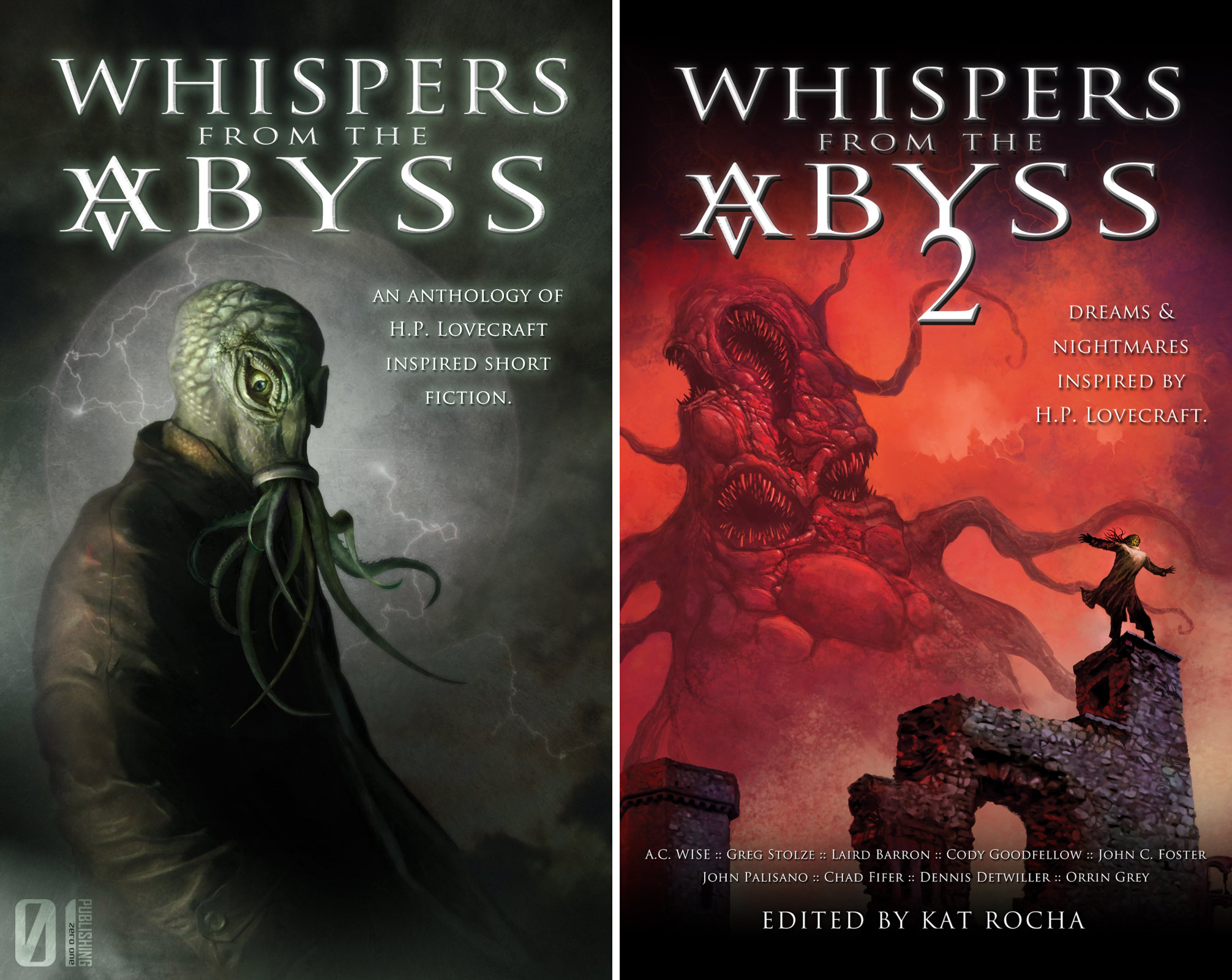 Whispers from the Abyss (2 Book Series)