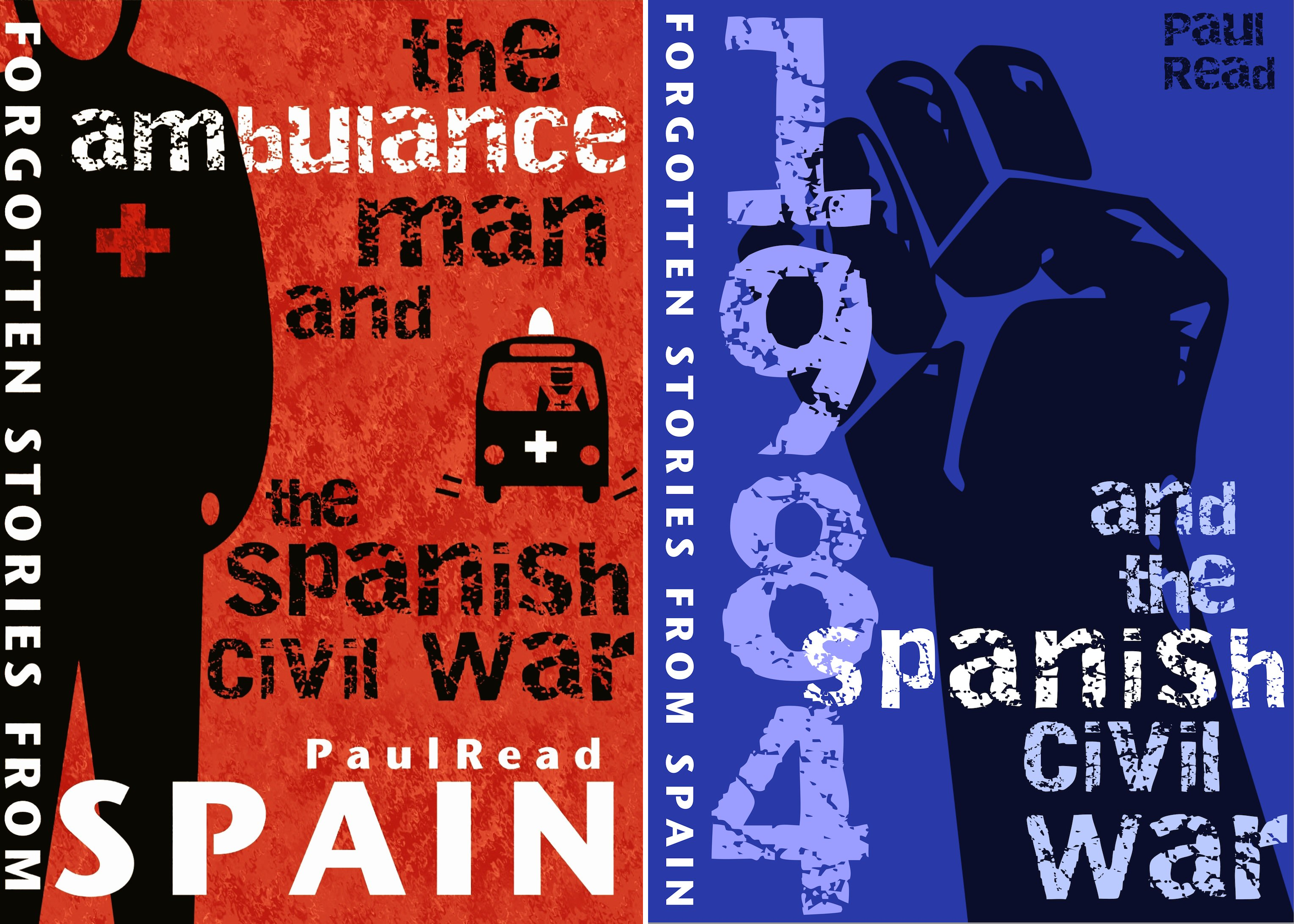 Forgotten Stories From Spain (2 Book Series)