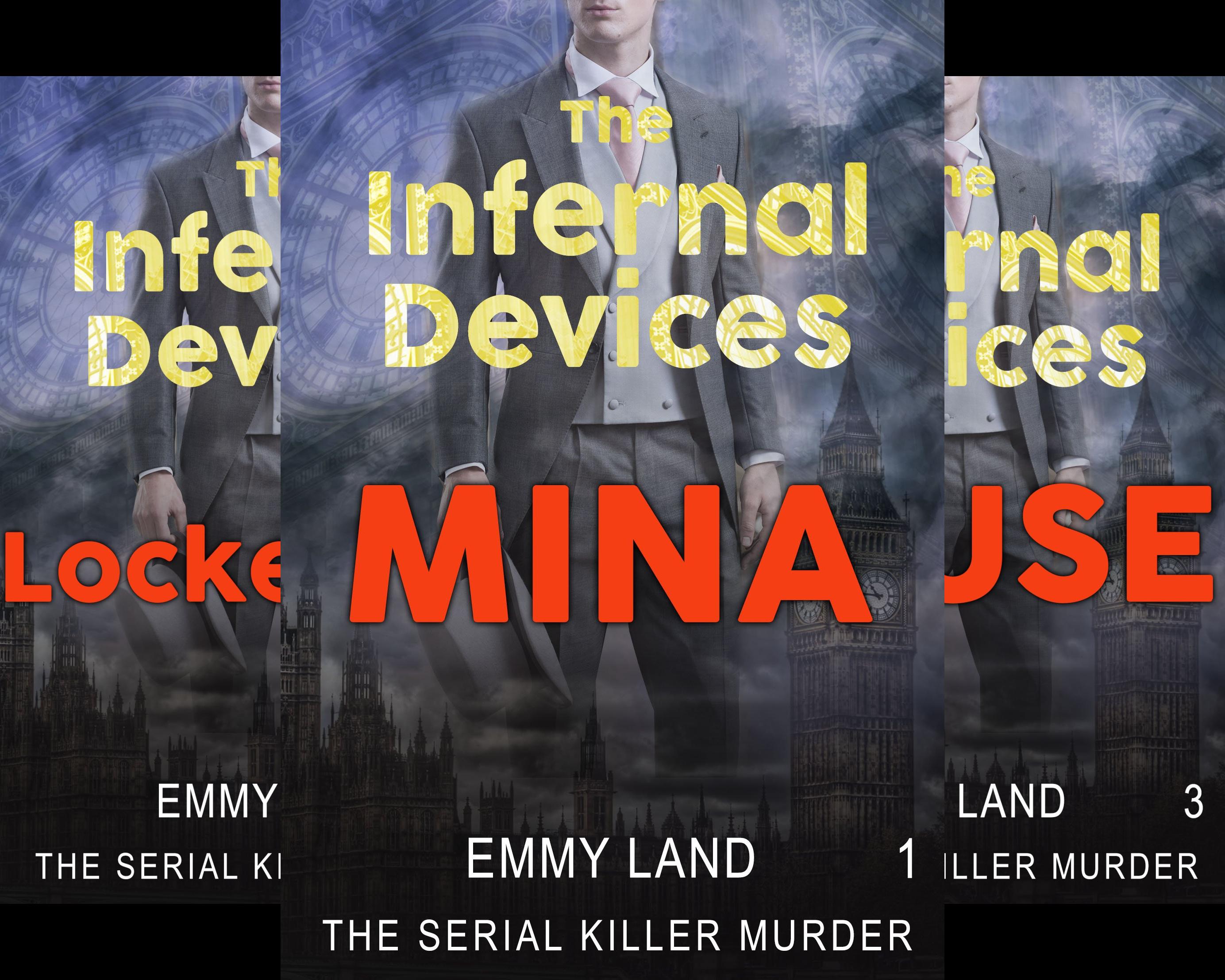 Suspense Thriller Mystery:Infernal Devices (6 Book Series)