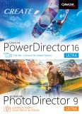 CyberLink PowerDirector 16 Ultra & PhotoDirector 9 Ultra Duo [Download]