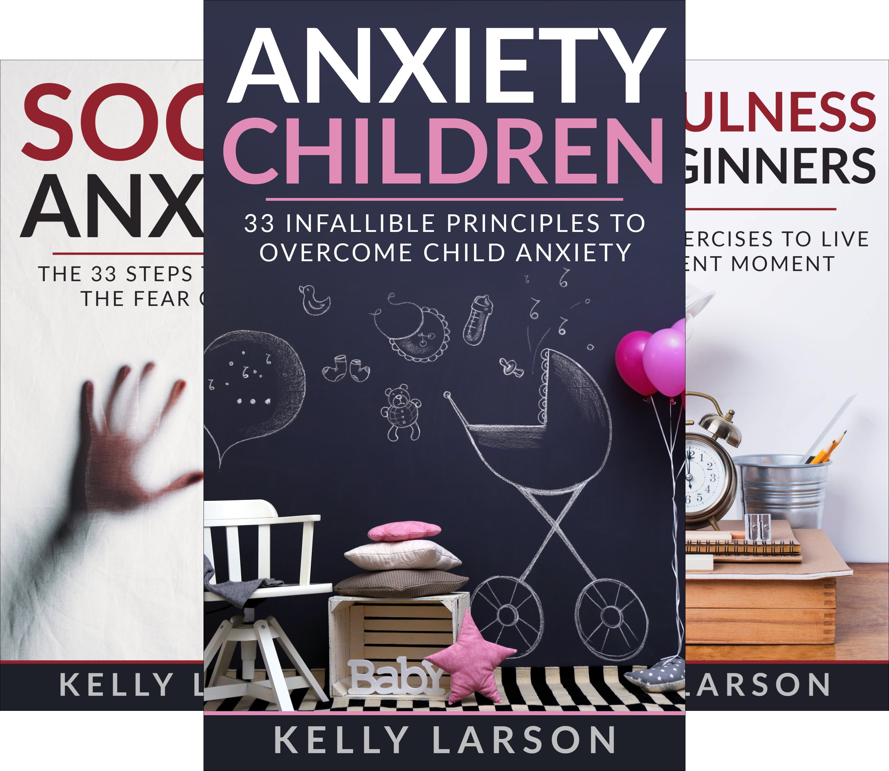 Life update with Kelly Larson (3 Book Series)