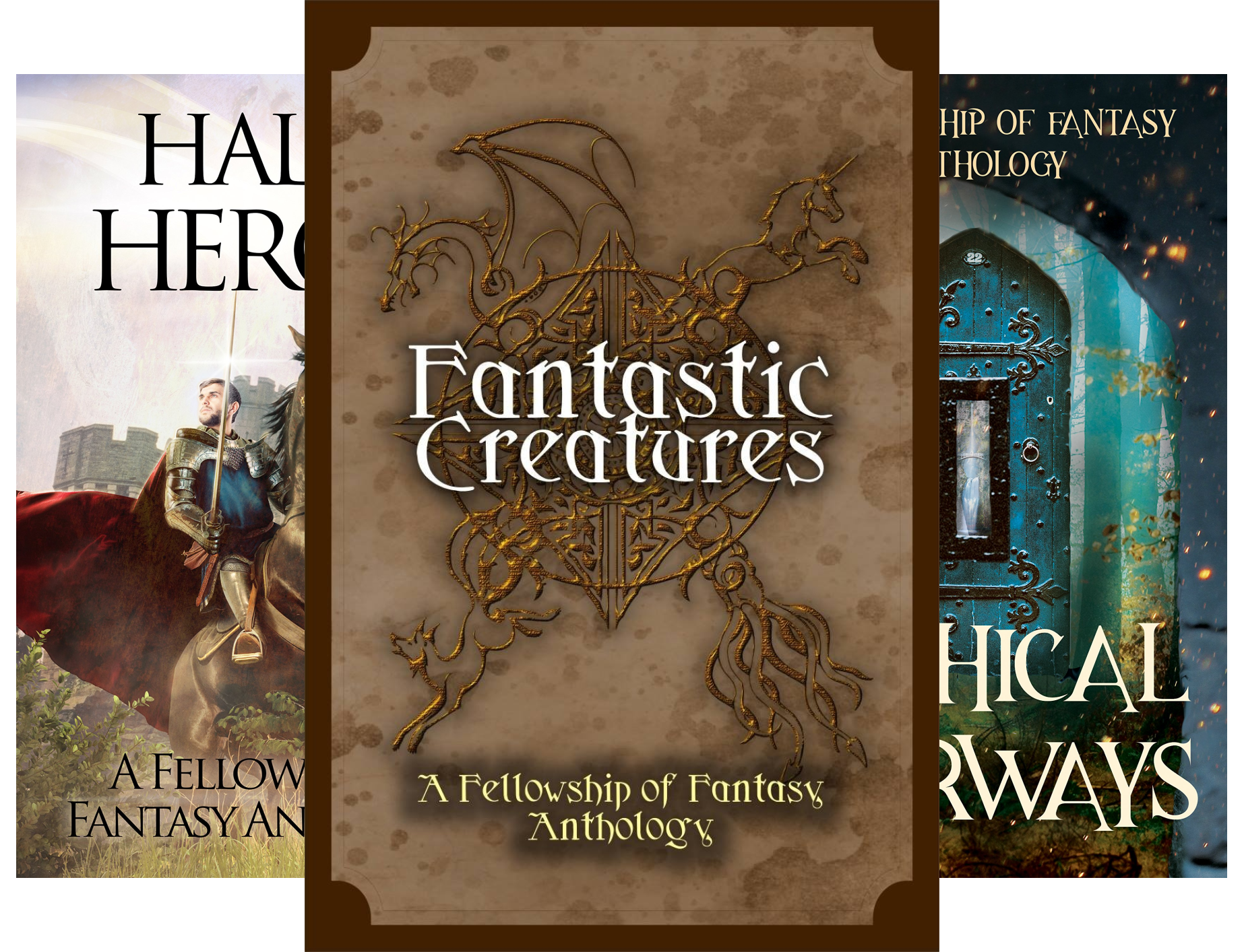 Fellowship of Fantasy (3 Book Series)