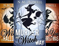 Brimstone Bay Mysteries (4 Book Series) by  N.M. Howell