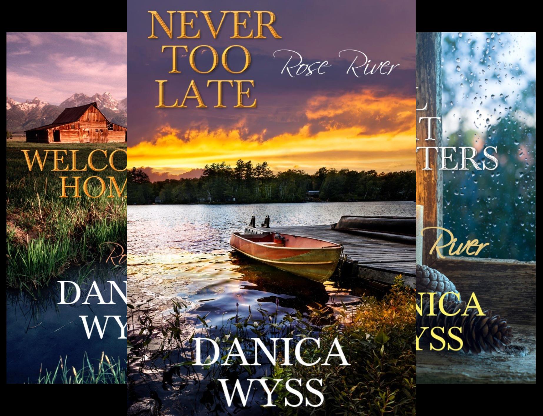 Rose River (3 Book Series)