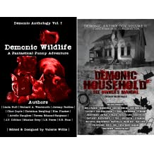 Demonic Anthology Series (2 Book Series)