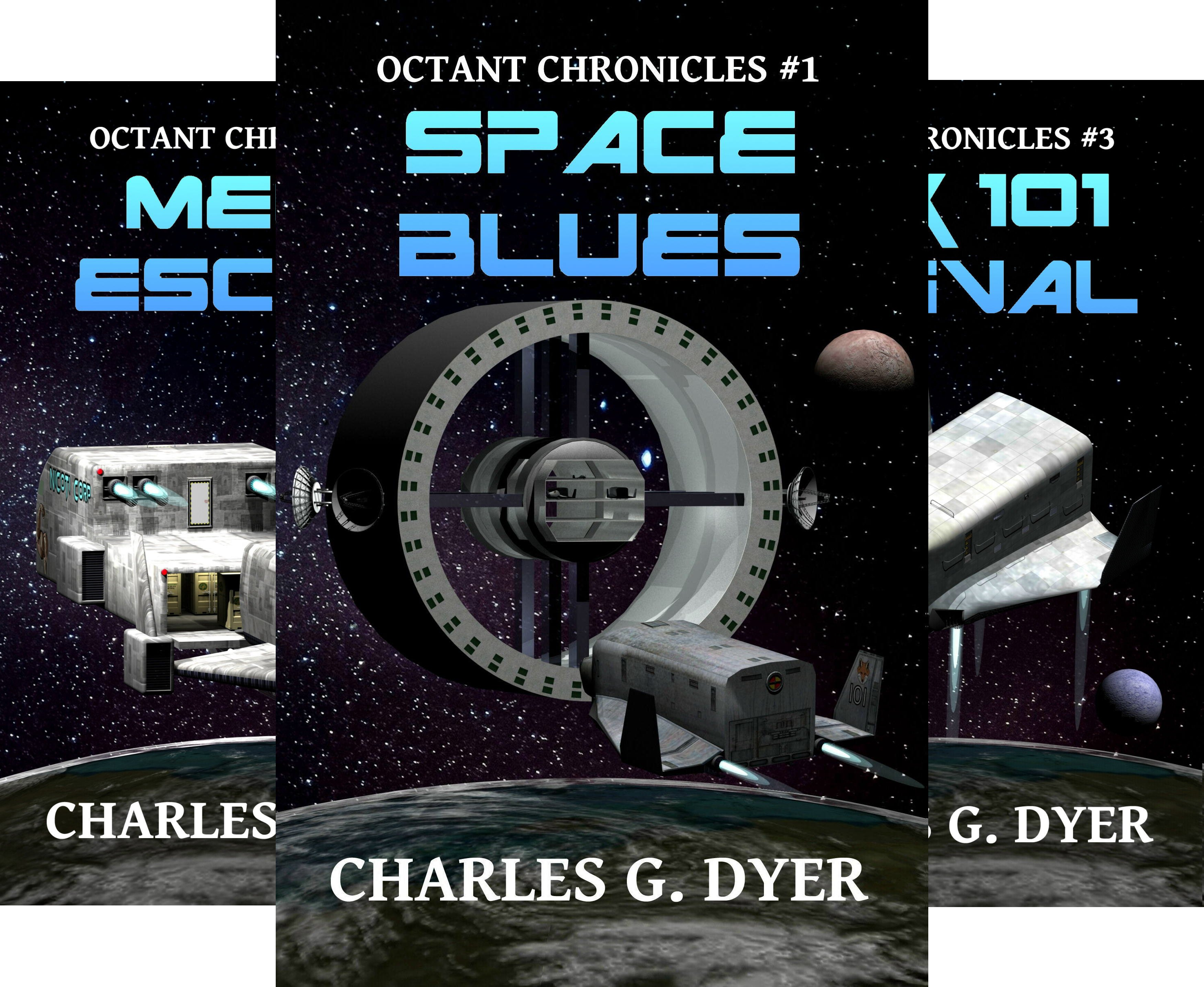 Octant Chronicles (4 Book Series)
