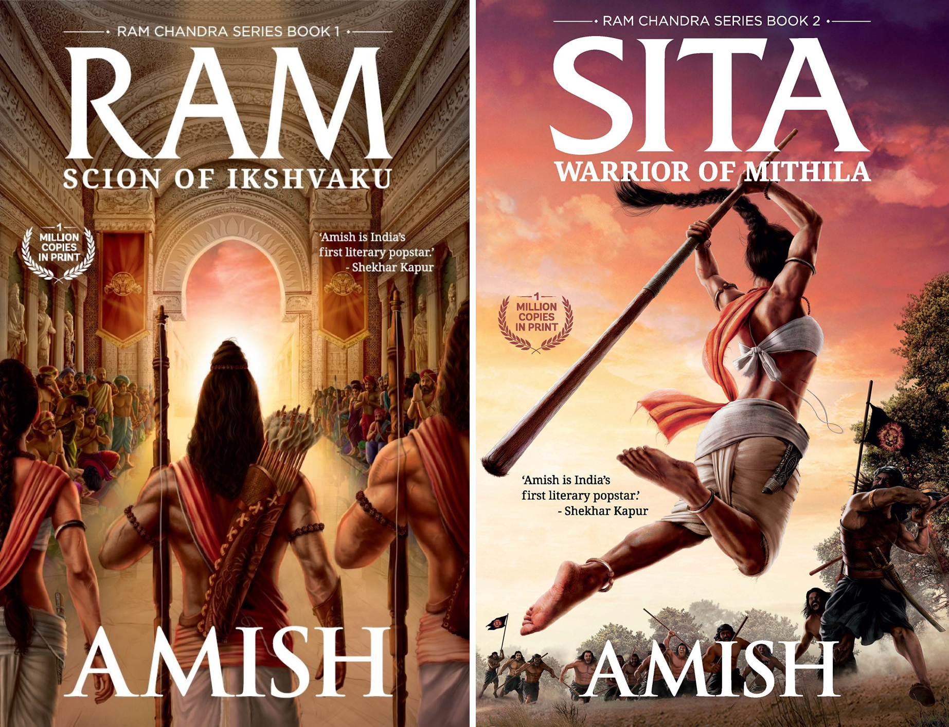 Ram Chandra Series (2 Book Series)