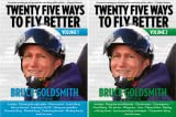 img - for Twenty Five Ways to Fly Better (2 Book Series) book / textbook / text book