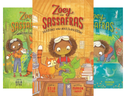 Zoey and Sassafras (4 Book Series) by  Asia Citro