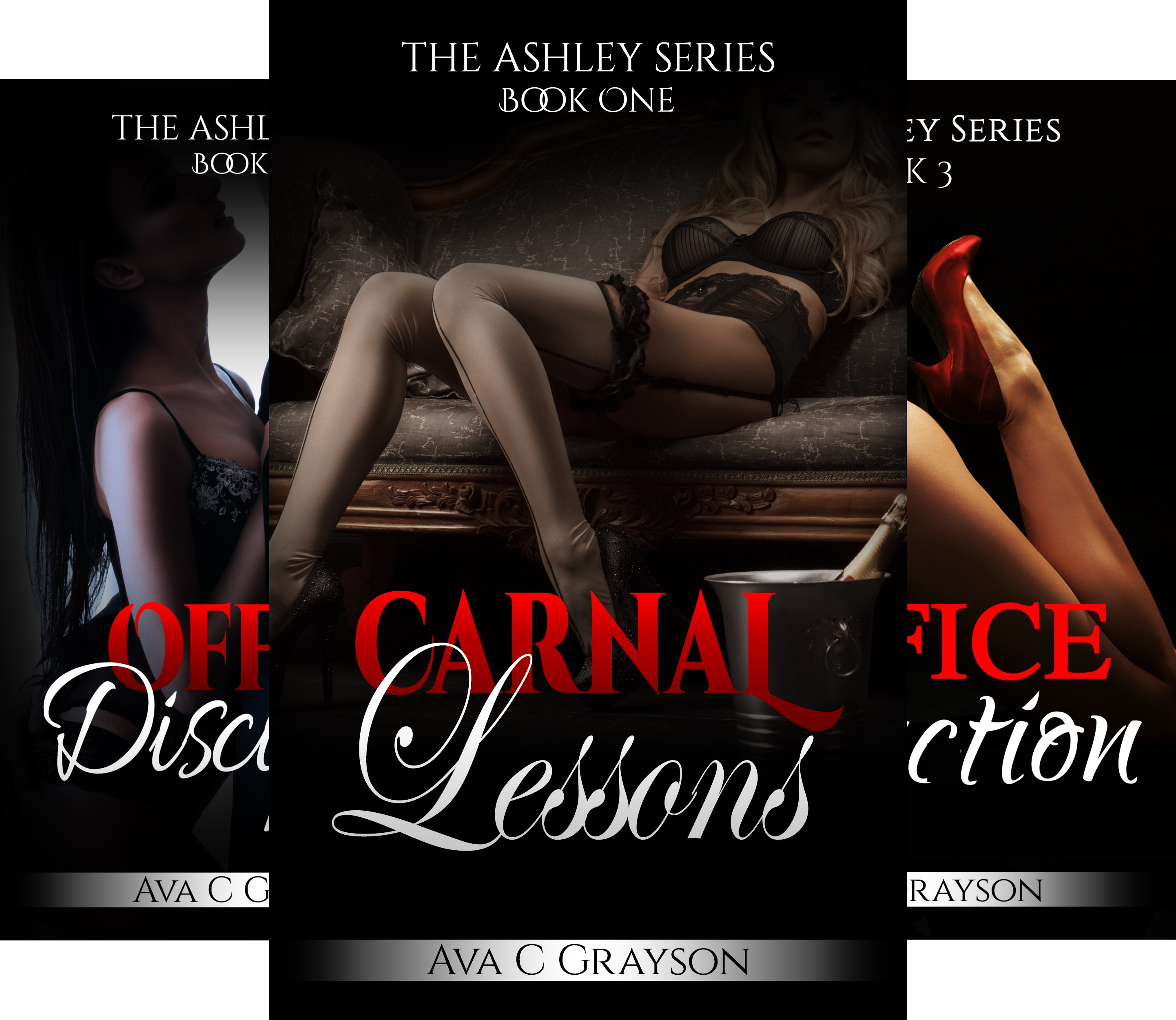 The Ashley Series (3 Book Series)