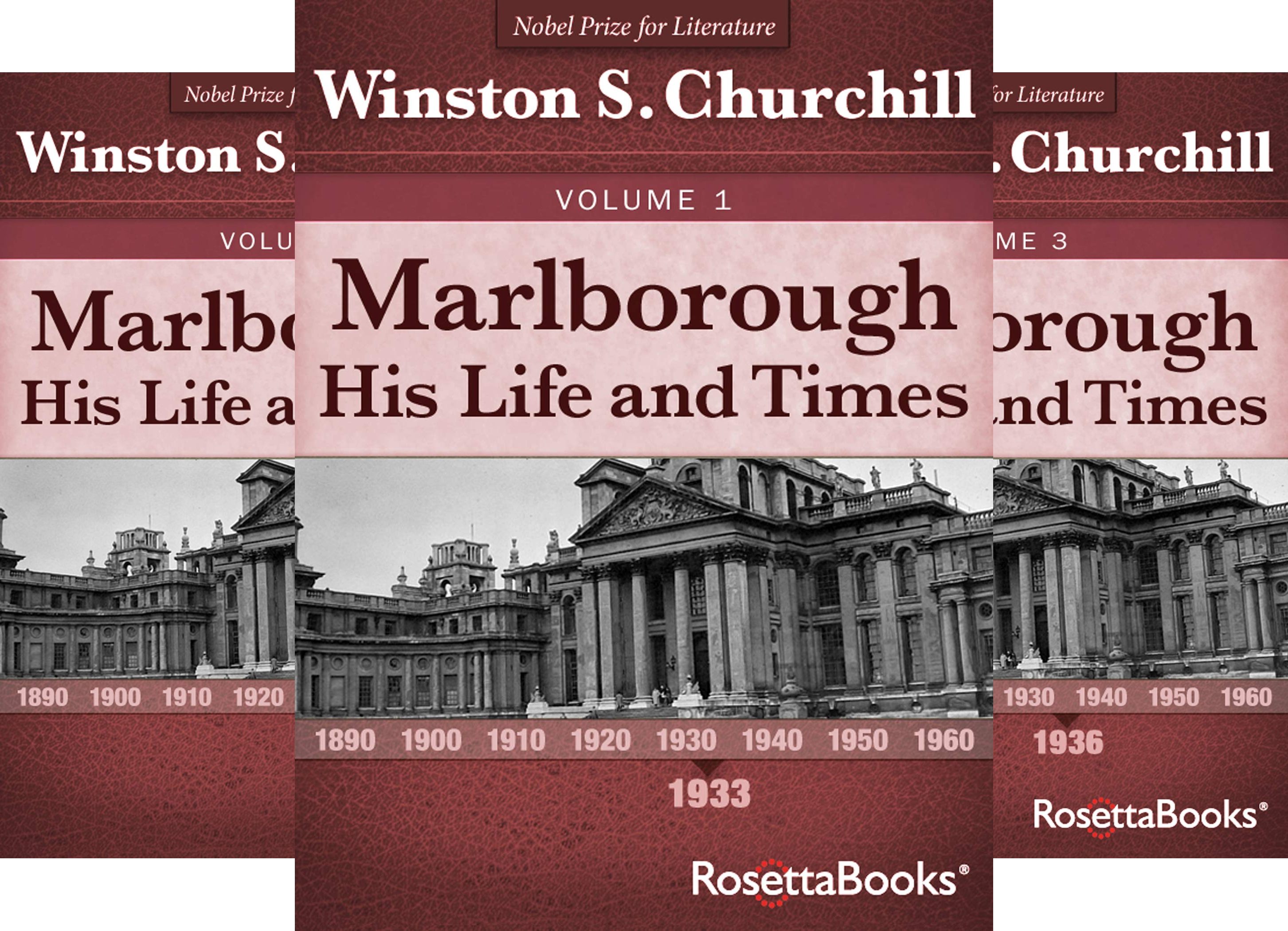 Marlborough: His Life and Times Series (4 Book Series)