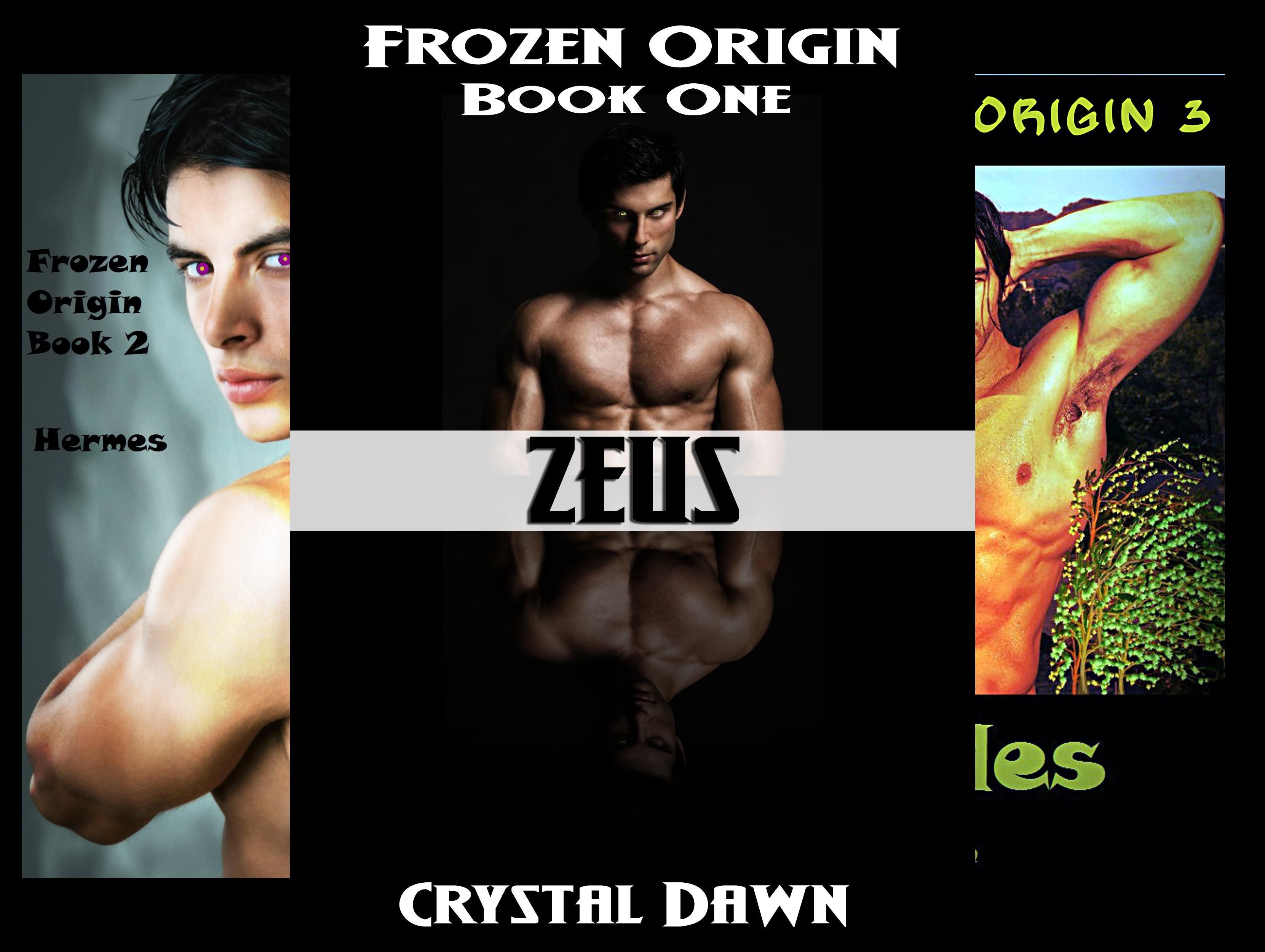Frozen Origin (4 Book Series)