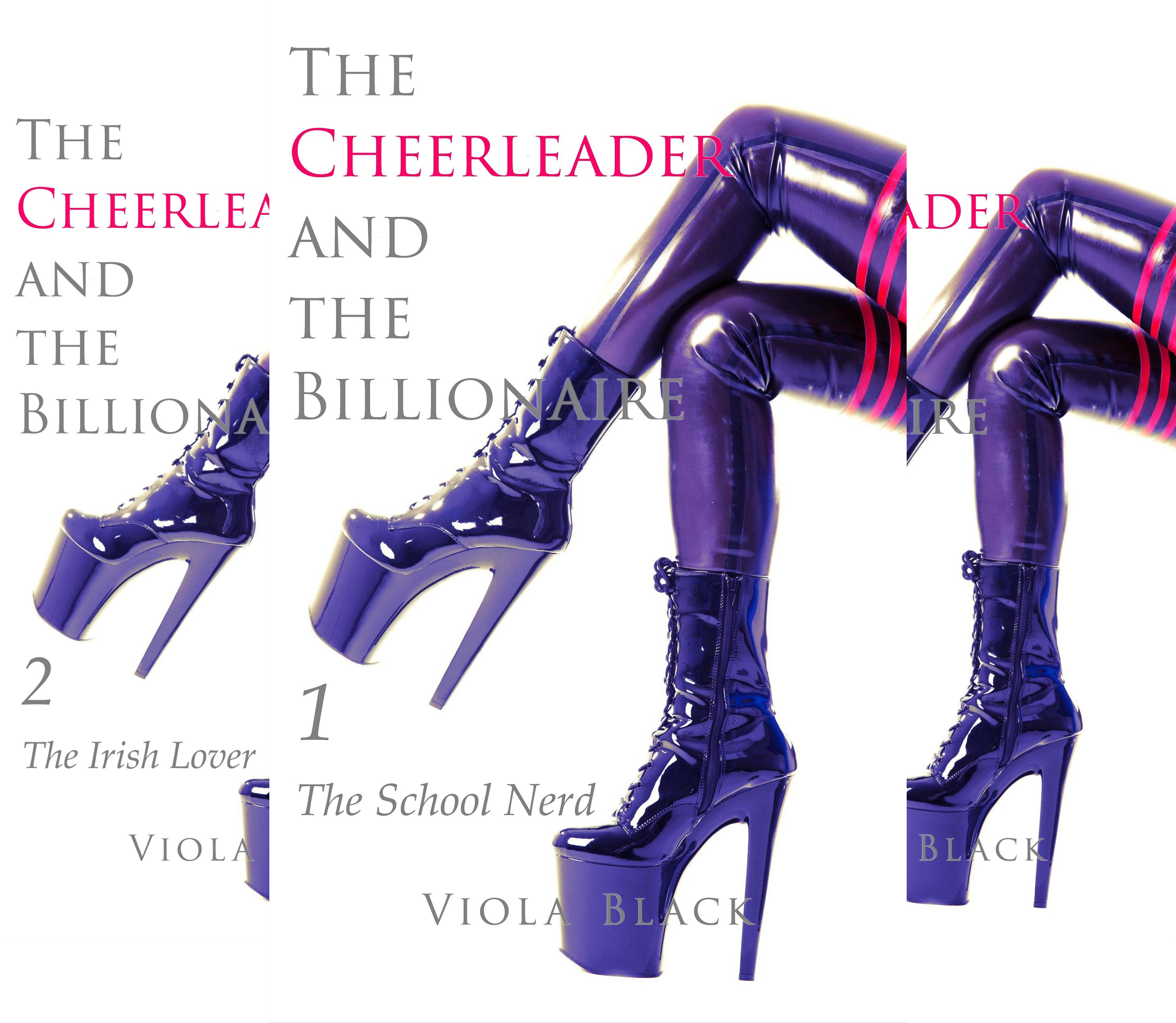 Books : The Cheerleader and the Billionaire (3 Book Series)