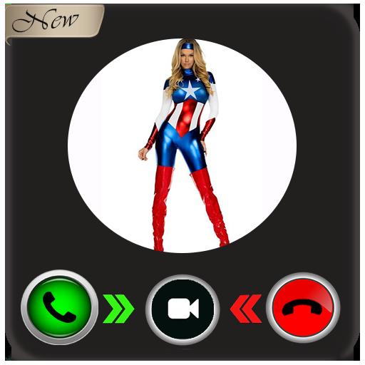Guardian Of America Calling - Realistic Caller Id Phone