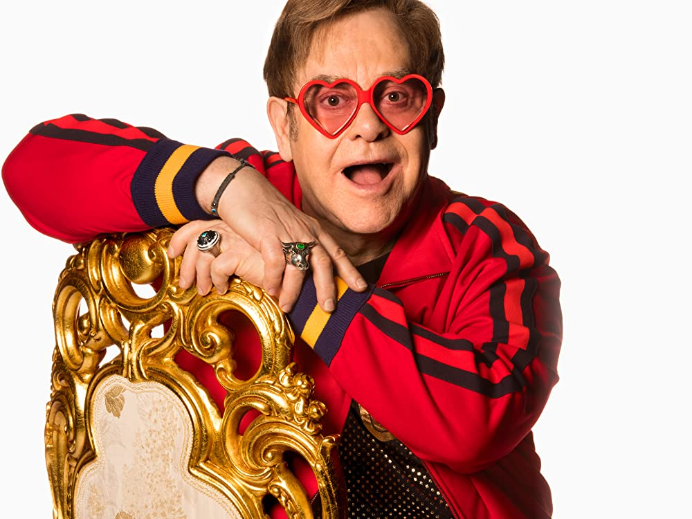 Elton John on Amazon M...