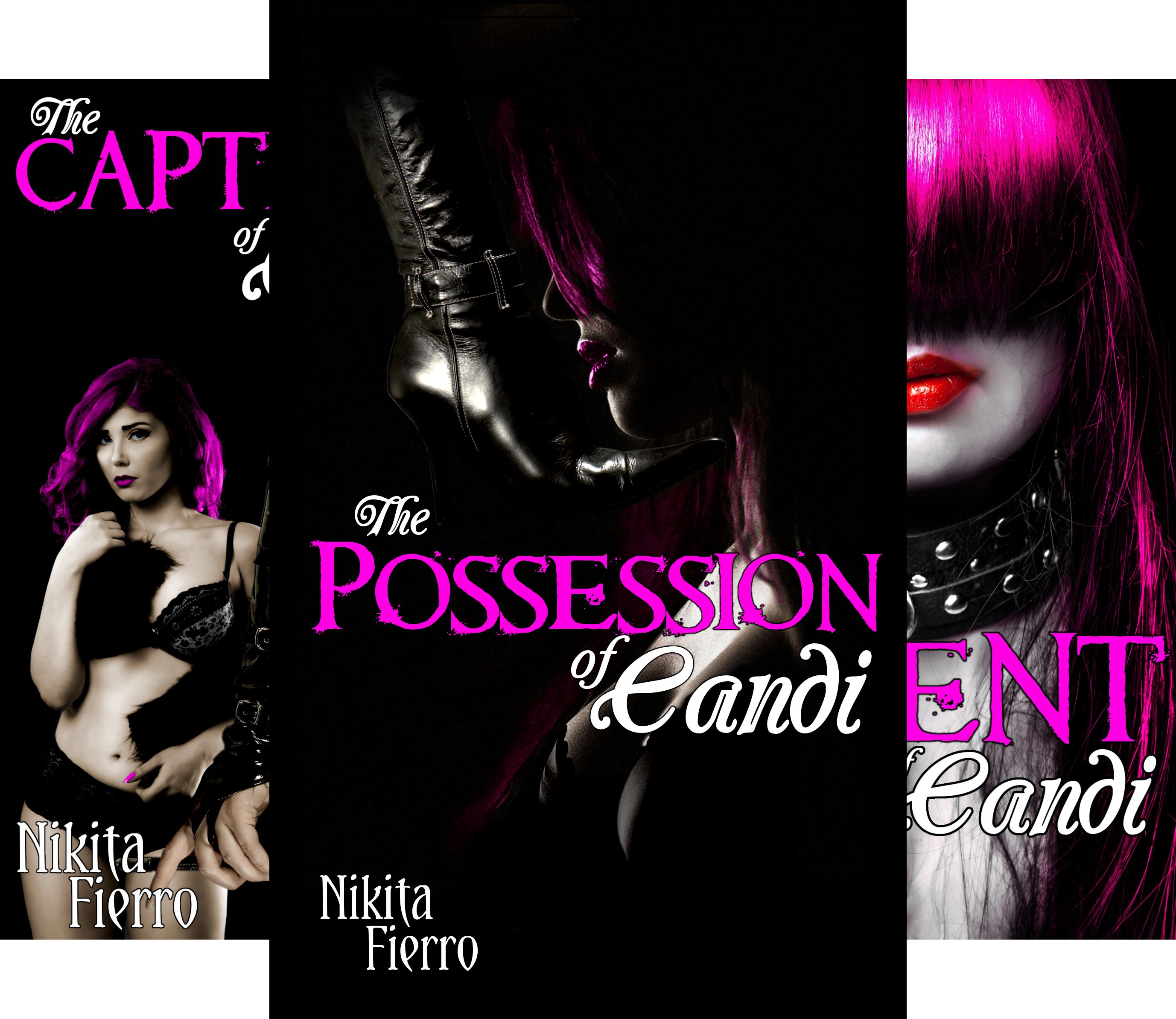 The Candi Chronicles (3 Book Series)