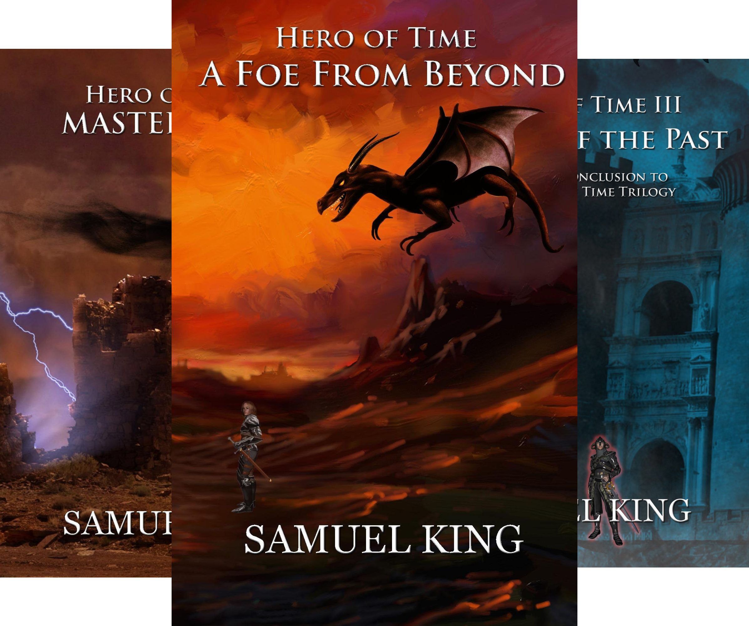 Hero of Time (3 Book Series)