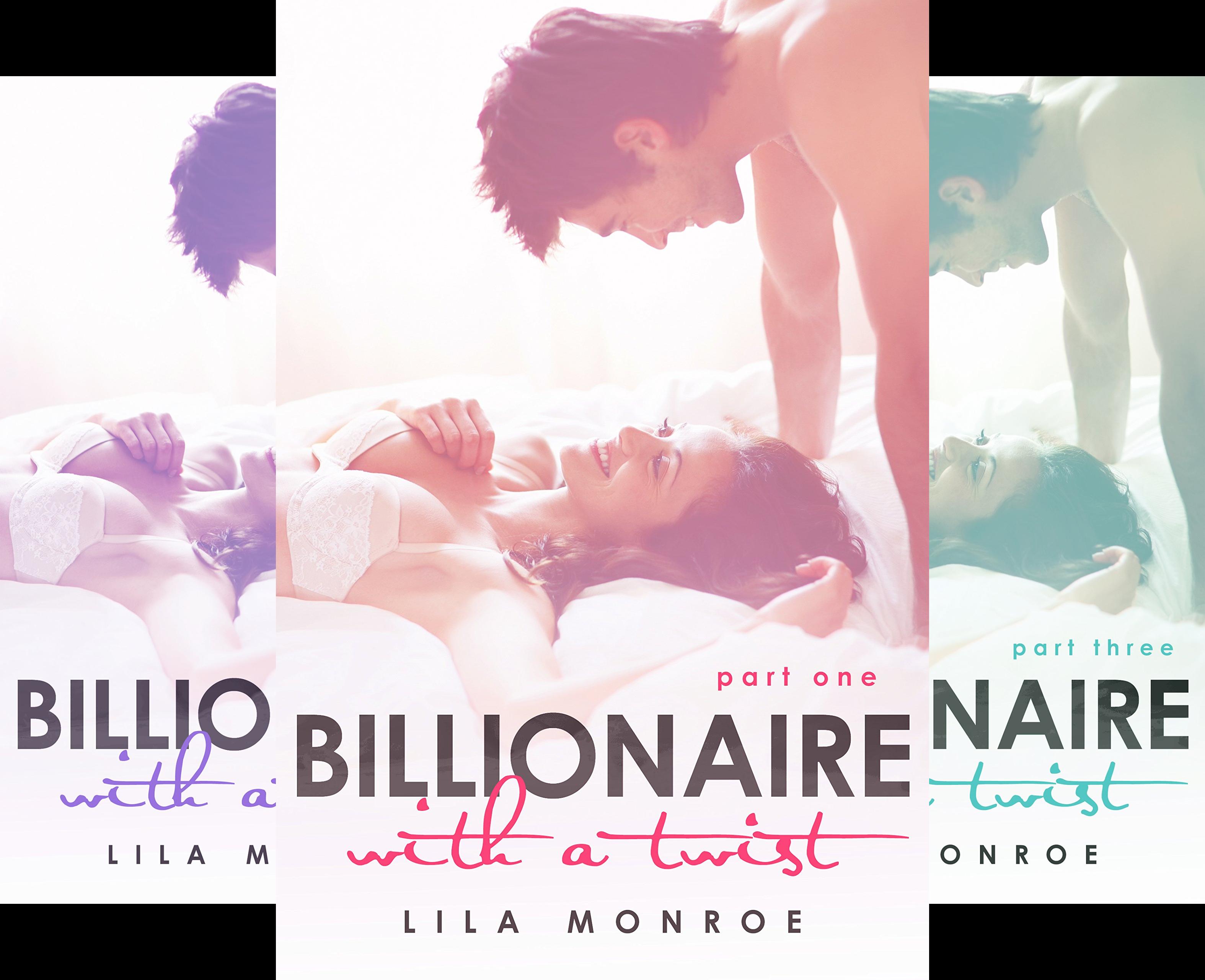 Billionaire With A Twist (3 Book Series)