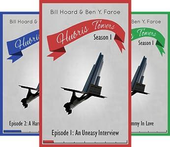 Hubris Towers Season 1 (8 Book Series)