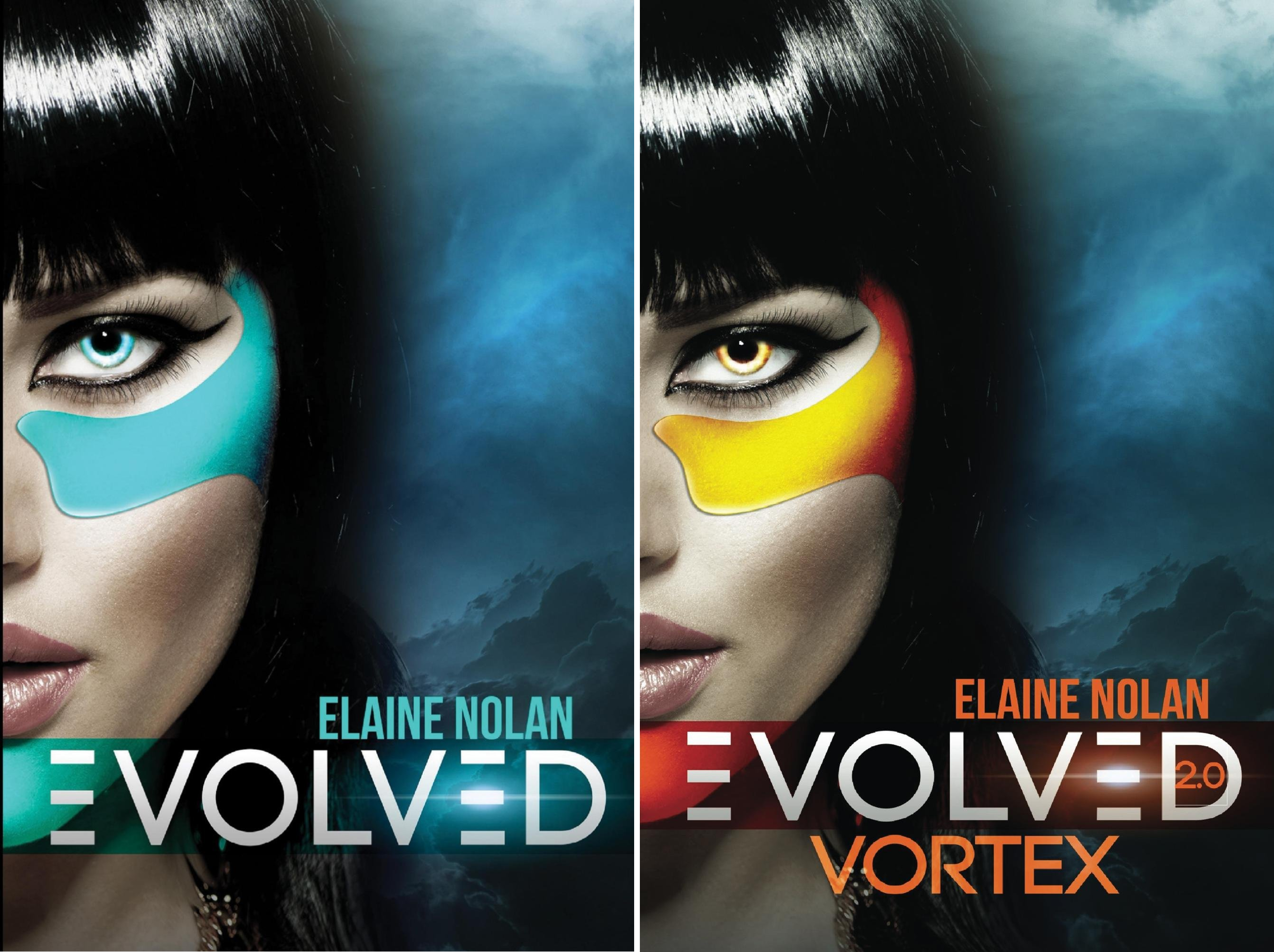 Evolved (2 Book Series)