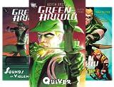 Green Arrow Quiver (3 Book Series)