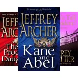 Kane and Abel Series (3 Book Series)