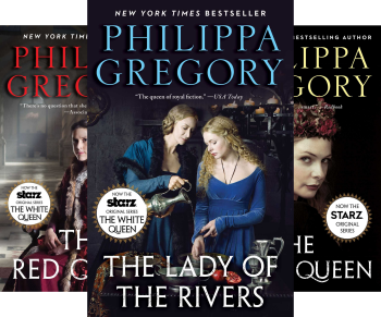 The Plantagenet and Tudor Novels by Philippa Gregory