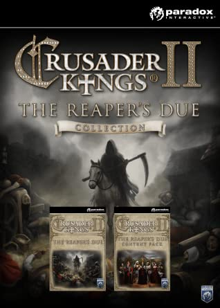Crusader Kings II - The Reaper's Due [PC/Mac Code - Steam]: Amazon