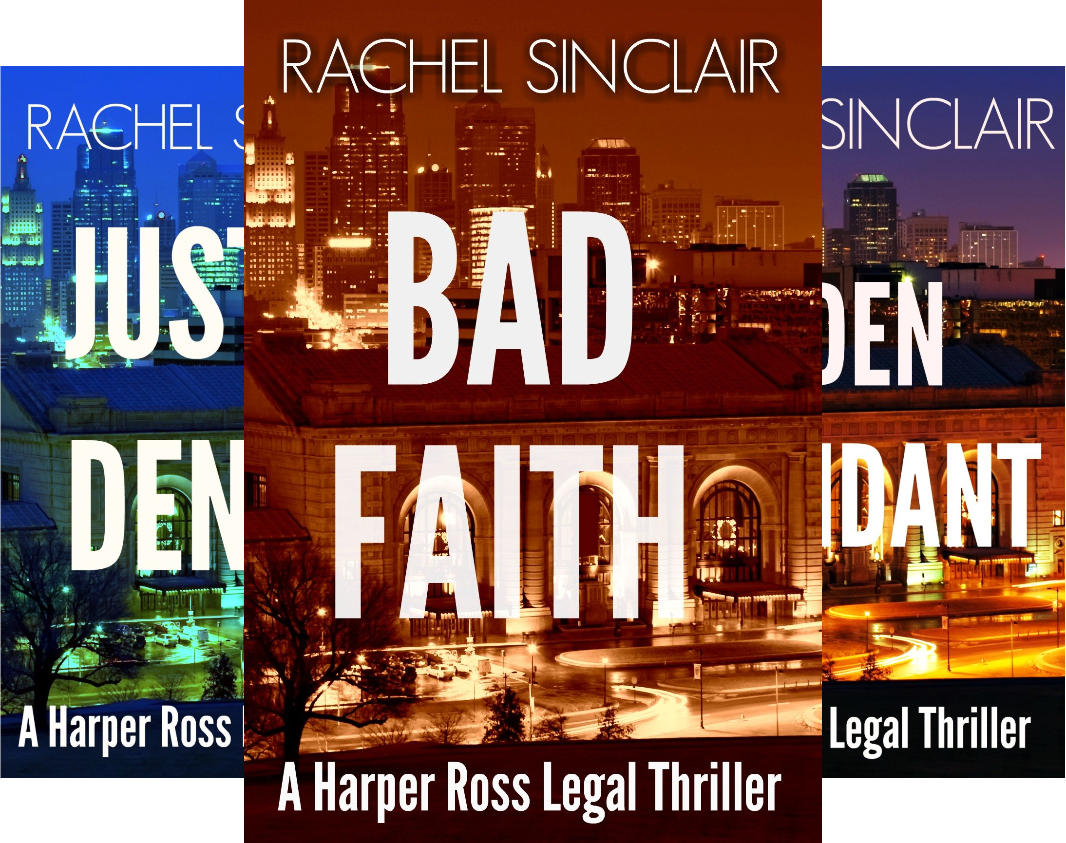 Harper Ross Legal Thriller (3 Book Series)