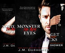 Monster in His Eyes (3 Book Series) by  J.M. Darhower