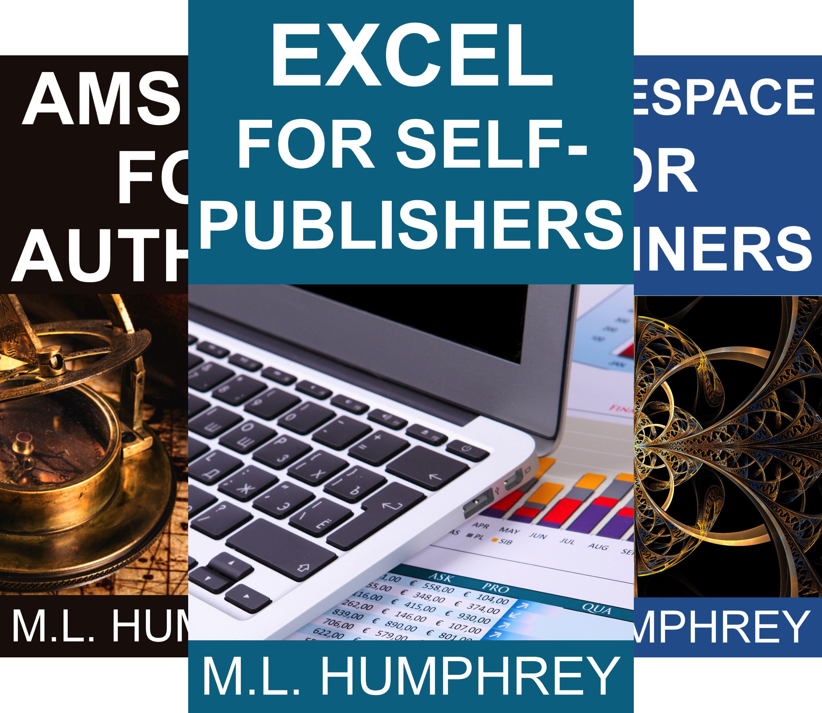 Self-Publishing Essentials (4 Book Series)