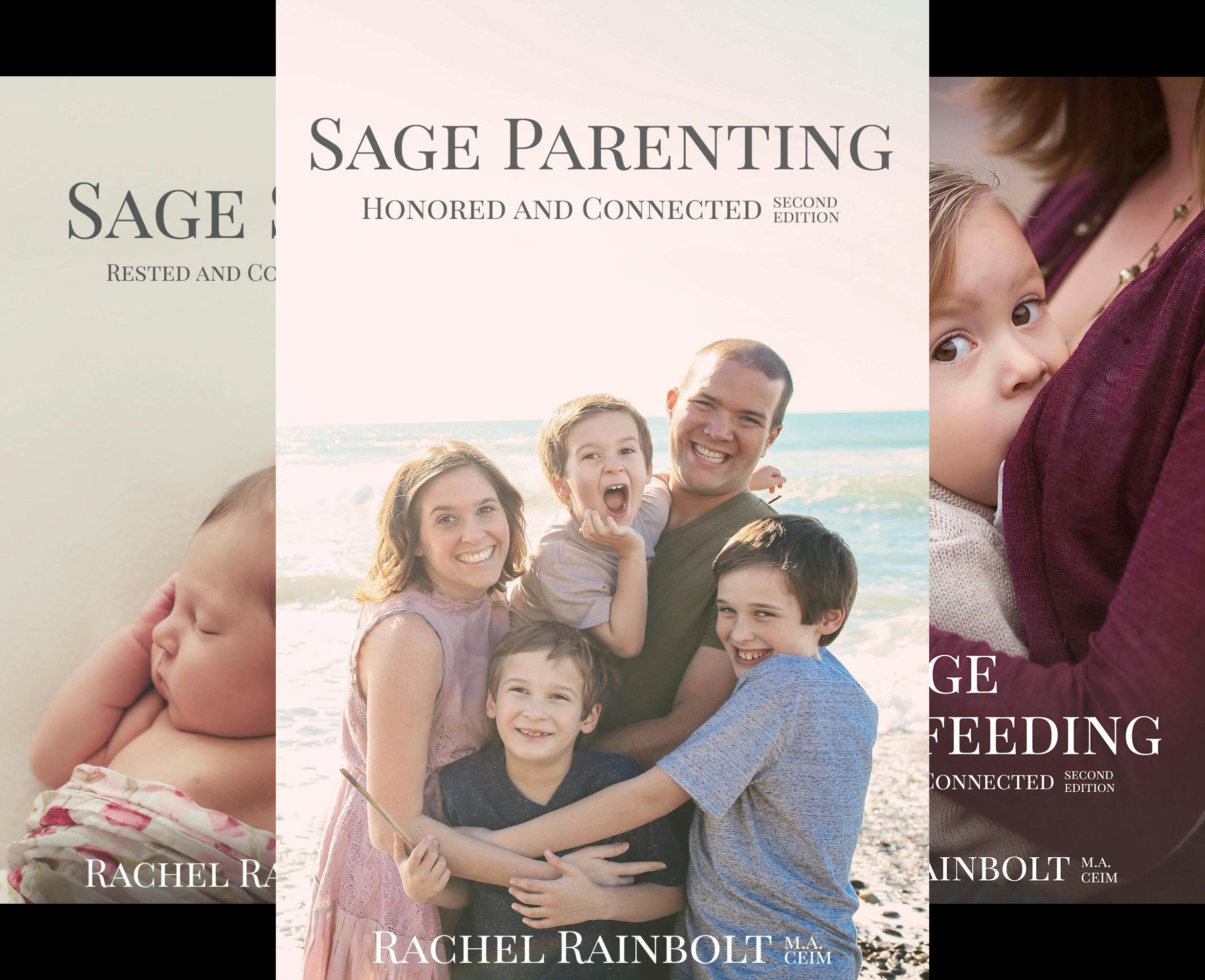 Sage Parenting (4 Book Series)