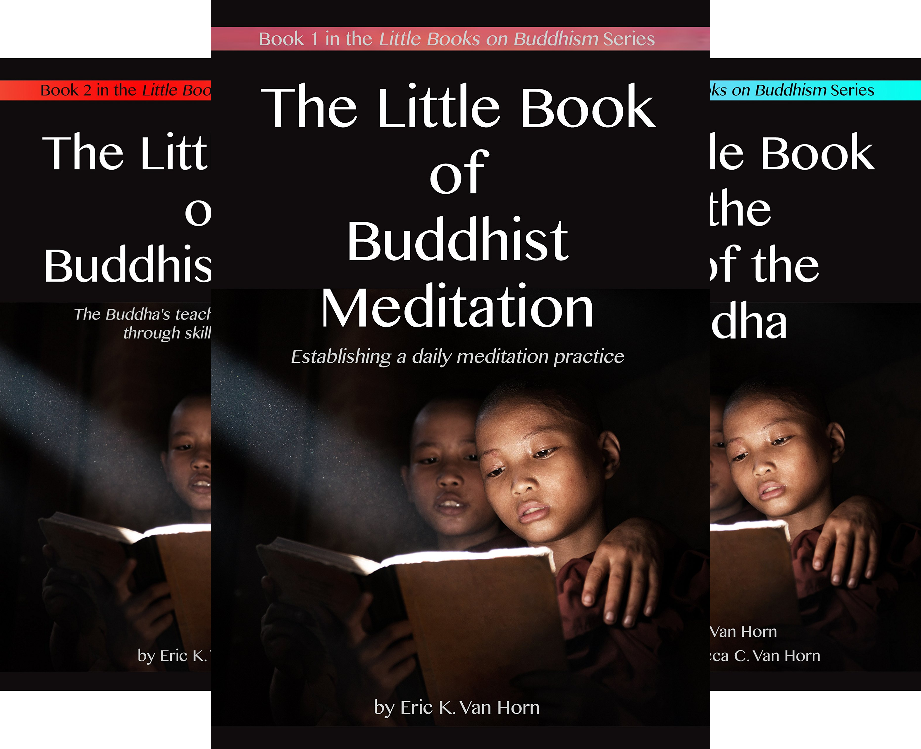 The Little Books on Buddhism (8 Book Series)